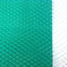 Jade Green Hat Veiling
